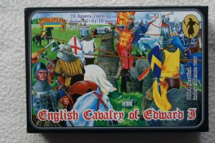 Strelets 1/72 ST0014 English Cavalry of Edward I (Medieval)